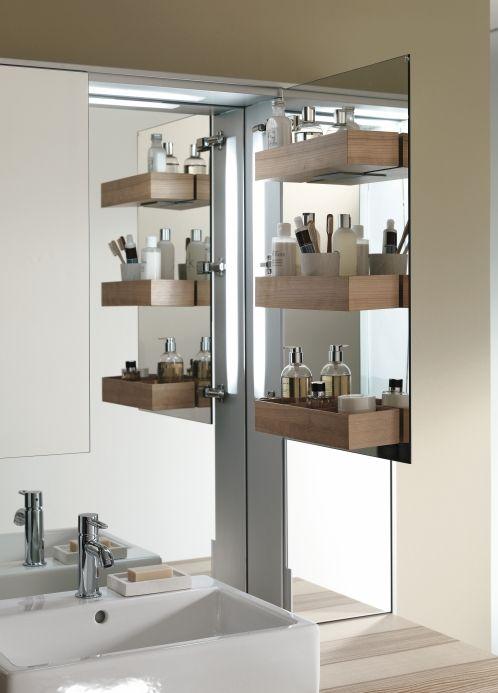 bathroomstorage Duravit Mirror Wall łazienki Pinterest Duravit