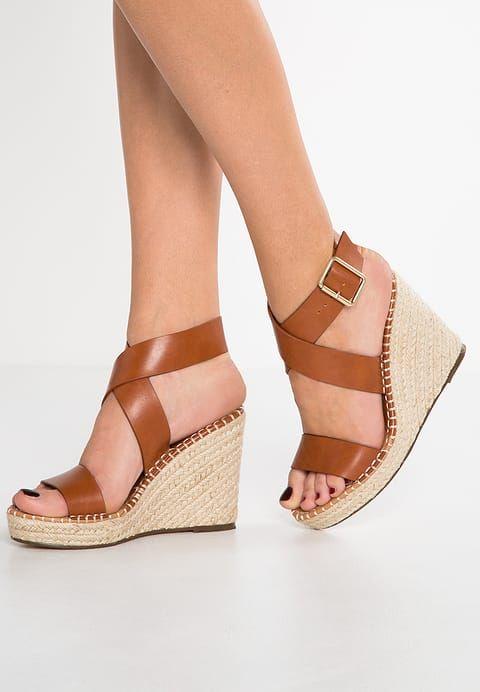 bfbf86444 Sandales à talons hauts - camel @ ZALANDO.FR 🛒 en 2019   shoes ...