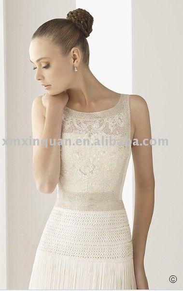 Dresses For Flat Chests | Wedding Gallery