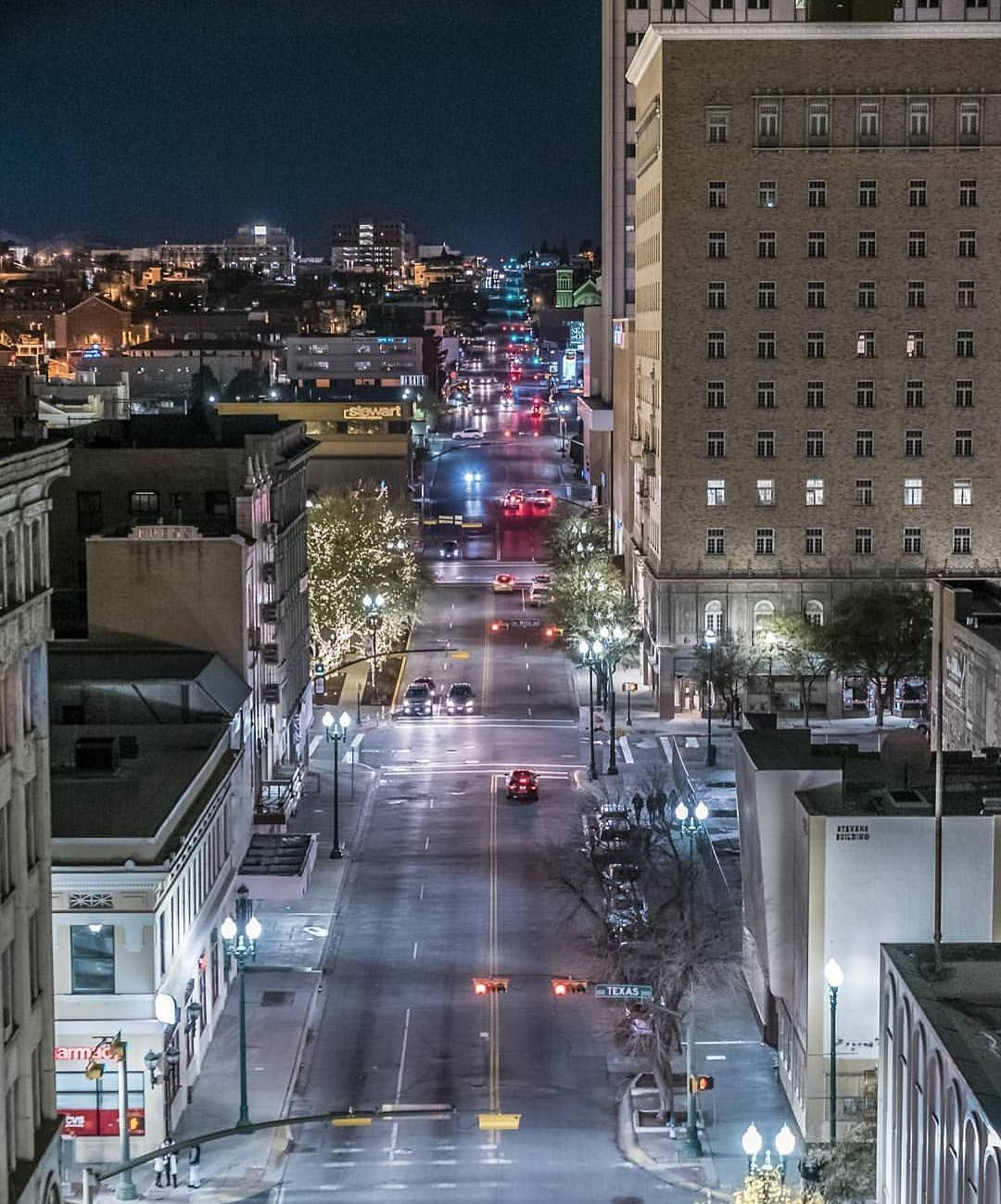 Goodnight From Downtown El Paso Dtep Itsallgoodep Authentico