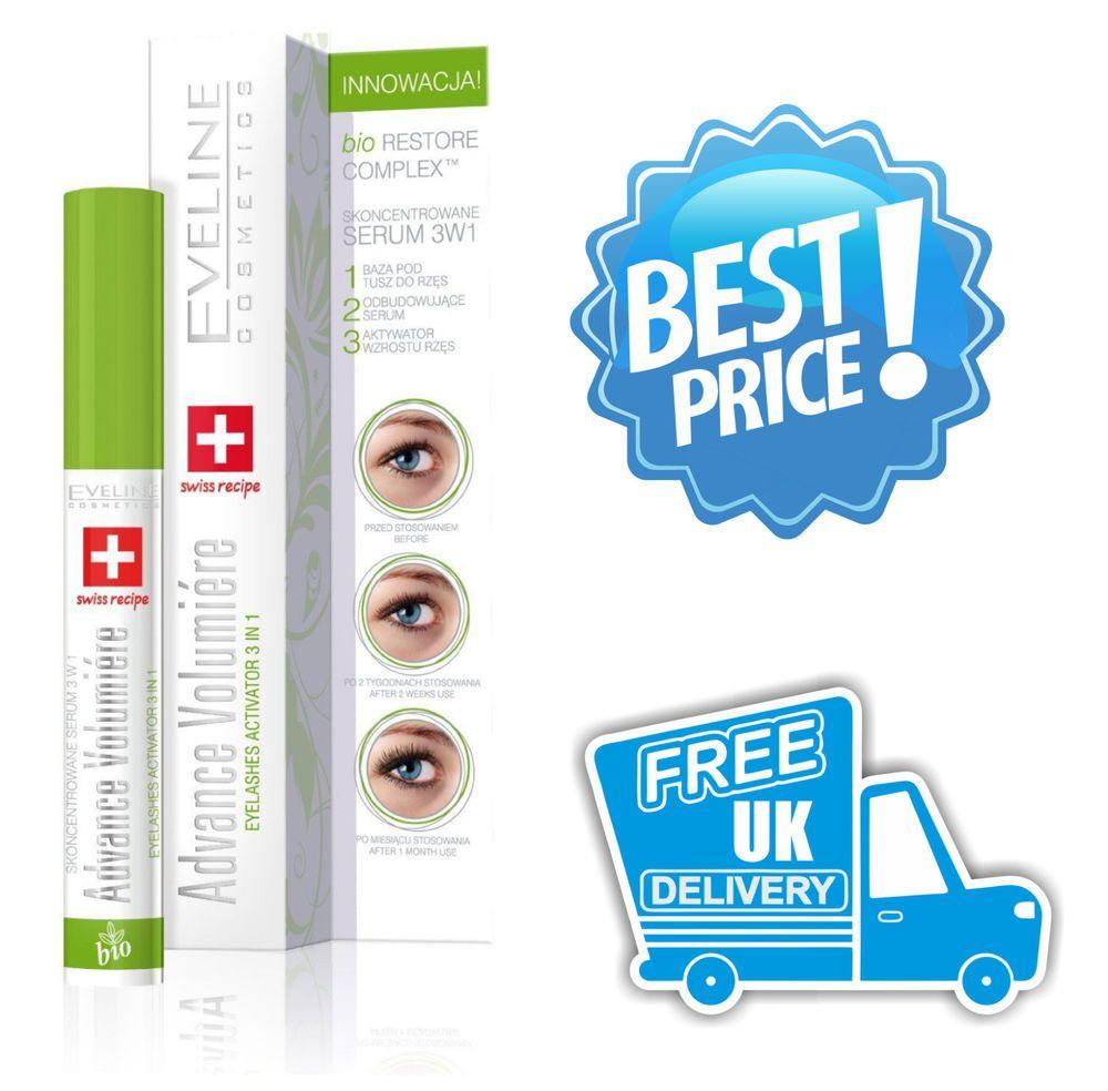 bd3b8b2b284 Eyelashes Concentrated Serum Mascara Primer 3 in 1 ADVANCE VOLUMIÉRE ...