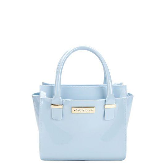 35c7fad1f4 Bolsa Petite Jolie Mini Bag Logo Feminina - Preto