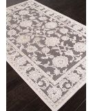 RugStudio presents Addison And Banks Machine Made Abr1007 Gray Machine Woven, Good Quality Area Rug