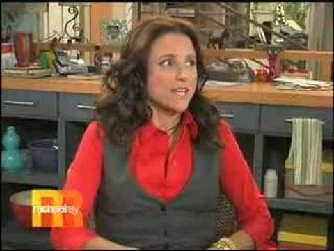 Rachael Ray Crashes Set