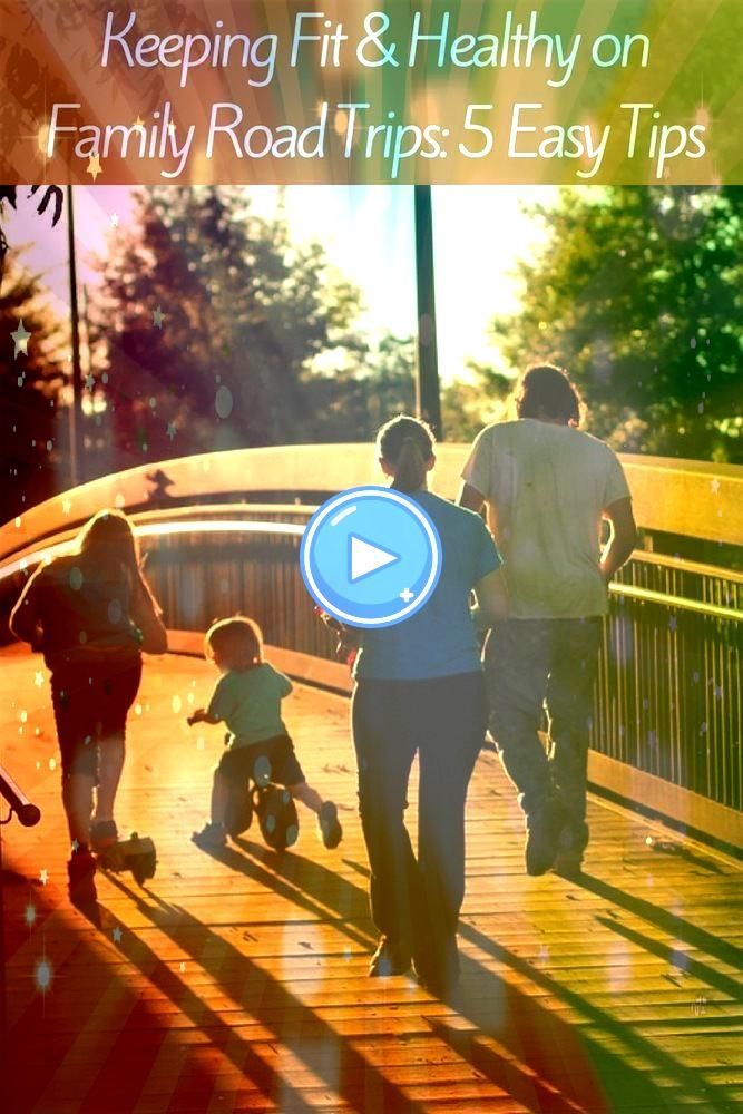 Tips for keeping your family healthy fit and happy on road trips we offer ideas for healthy snacks things to do at rest stops and ways to limit your kids screen timeTips...