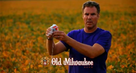 Old Milwaukee And Wil Perfect Milwaukee Beer Milwaukee Will Ferrell
