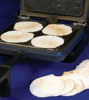 Brazeli Swiss Cookie   ... , swiss bars, tea cookies, anise flavor, anise, bratzeli iron