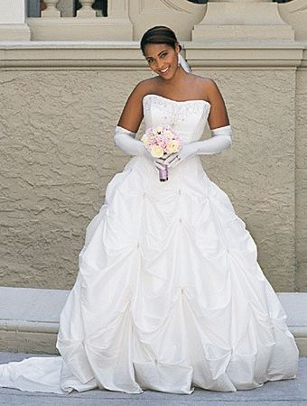 "caffb86ca284 black women in wedding gowns | Ball gowns will remind you of fairy tales/  princess ""esque"". The ."
