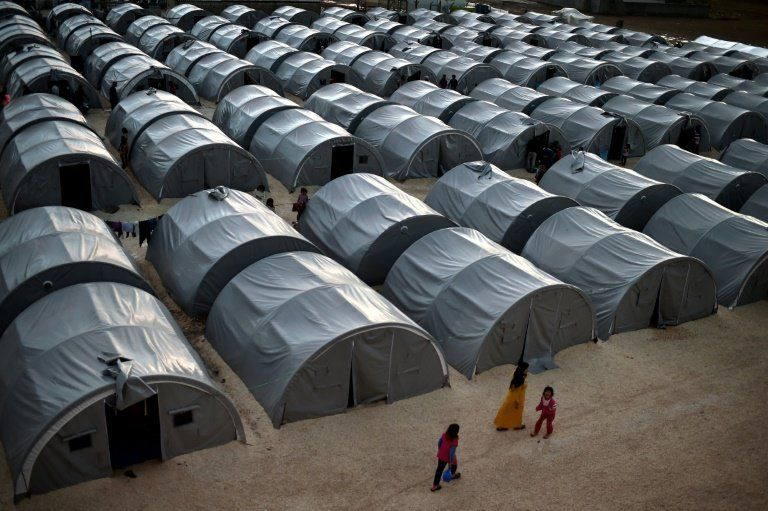 UN: More than 5 million Syrians are now refugees