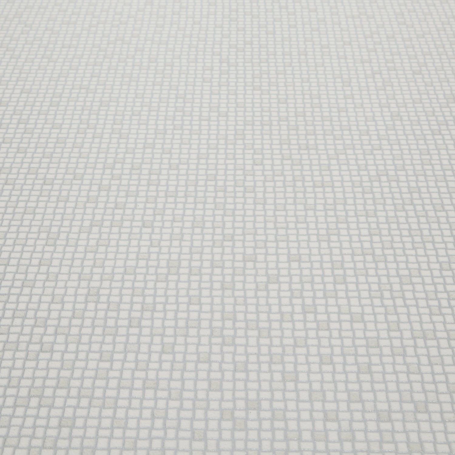Flooring For Kitchen And Bathroom Mercury 501 Nemo White Mosaic Tile Effect Vinyl Flooring Kitchen