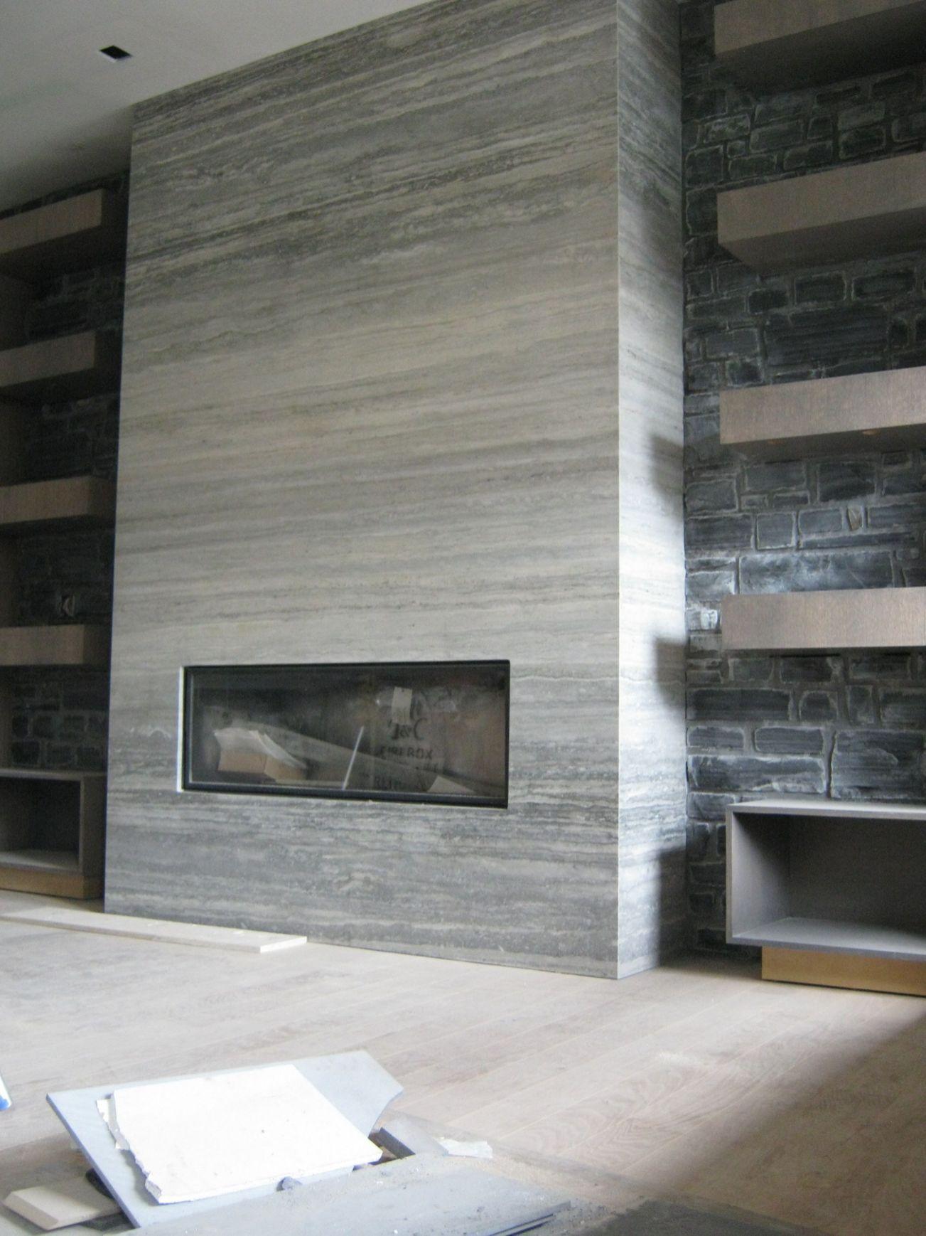 45 Beautiful Contemporary Fireplace Design Ideas Freshouz Com