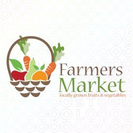 Farmers Market logo | Farmers market logo, Farm logo