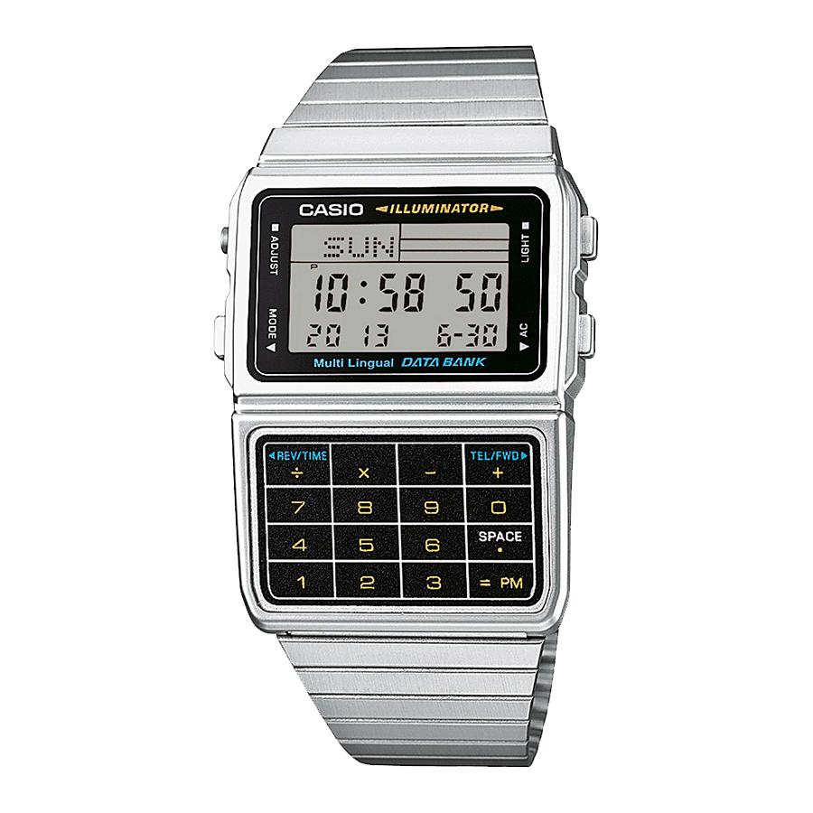 Casio Dbc 611e 1ef Collection Horloge Muzhskie Chasy Muzhskie Naruchnye Chasy Chasy