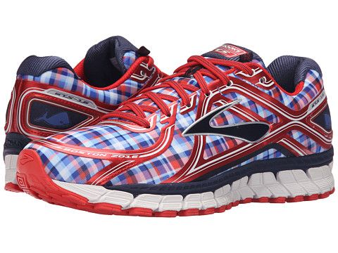 e98f6042552 Athletic Shoes · Fashion Men · Brooks Adrenaline GTS 16 Poppy Red Peacoat  Navy Strong - Zappos.com Free