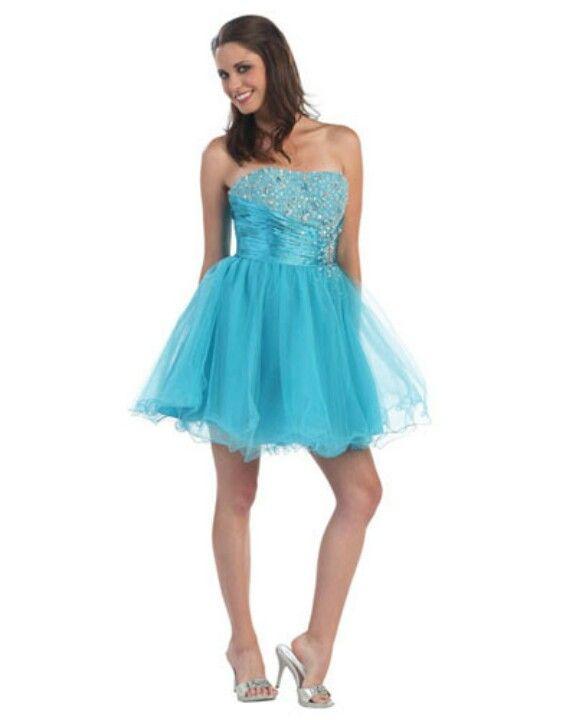 Katie's homecoming dress!!