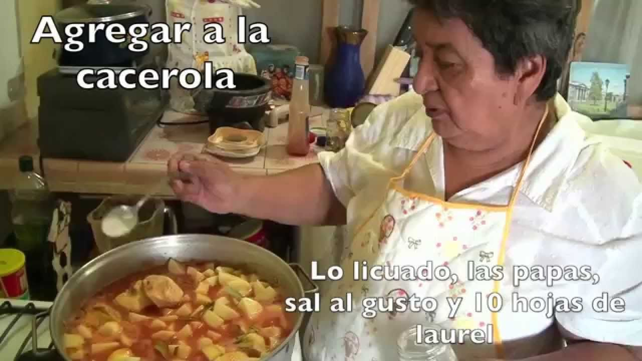 Recetas de cocina dela abuela oti