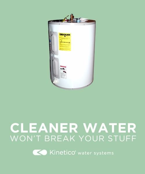 Home Kinetico Water Water Treatment System Water Softener