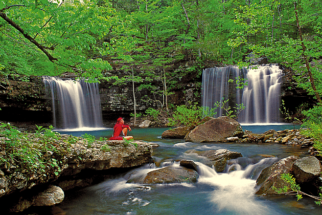 10 Incredible Swimming Holes in Arkansas