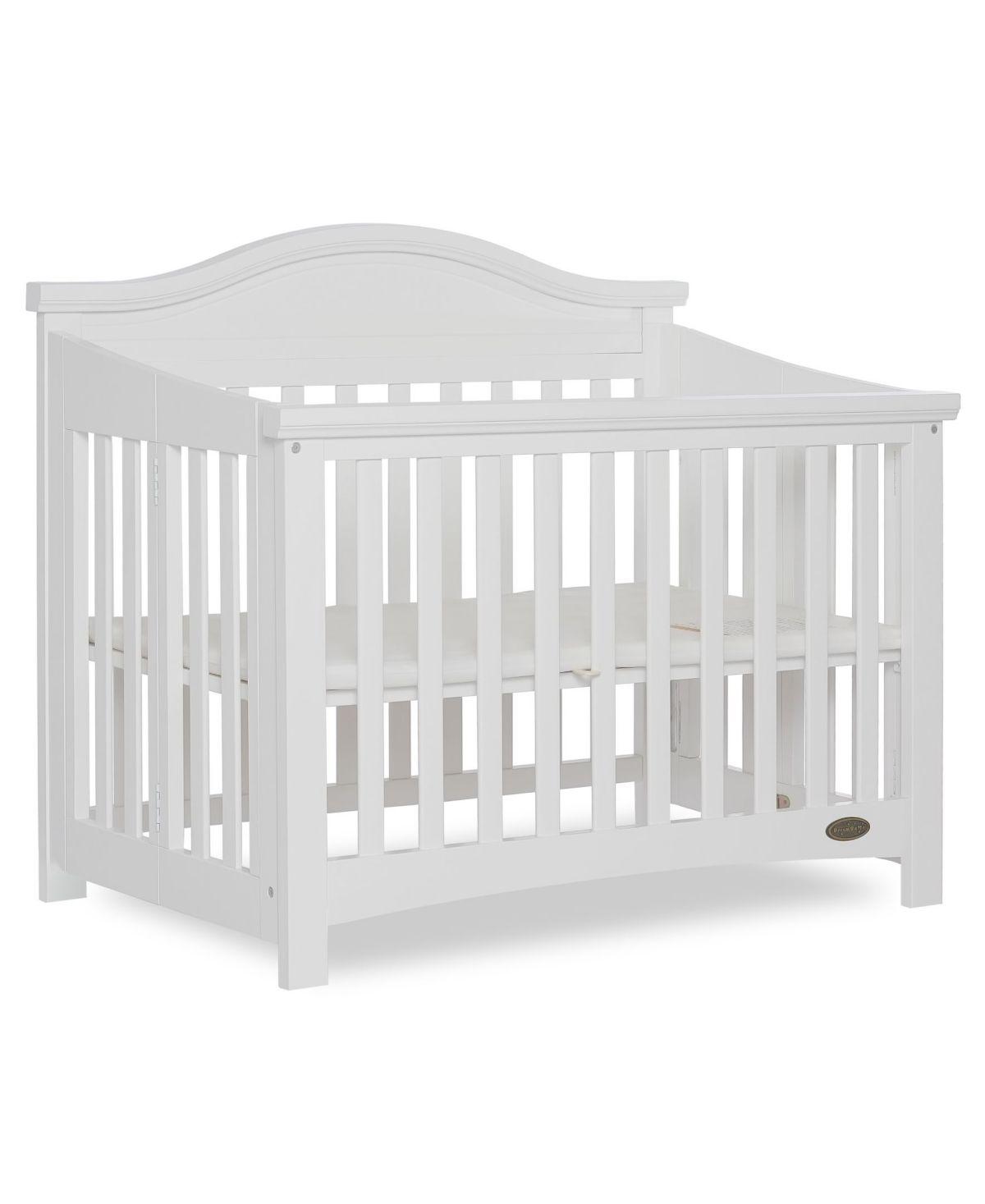 Dream On Me Folding Portable Crib White Portable Crib Cribs