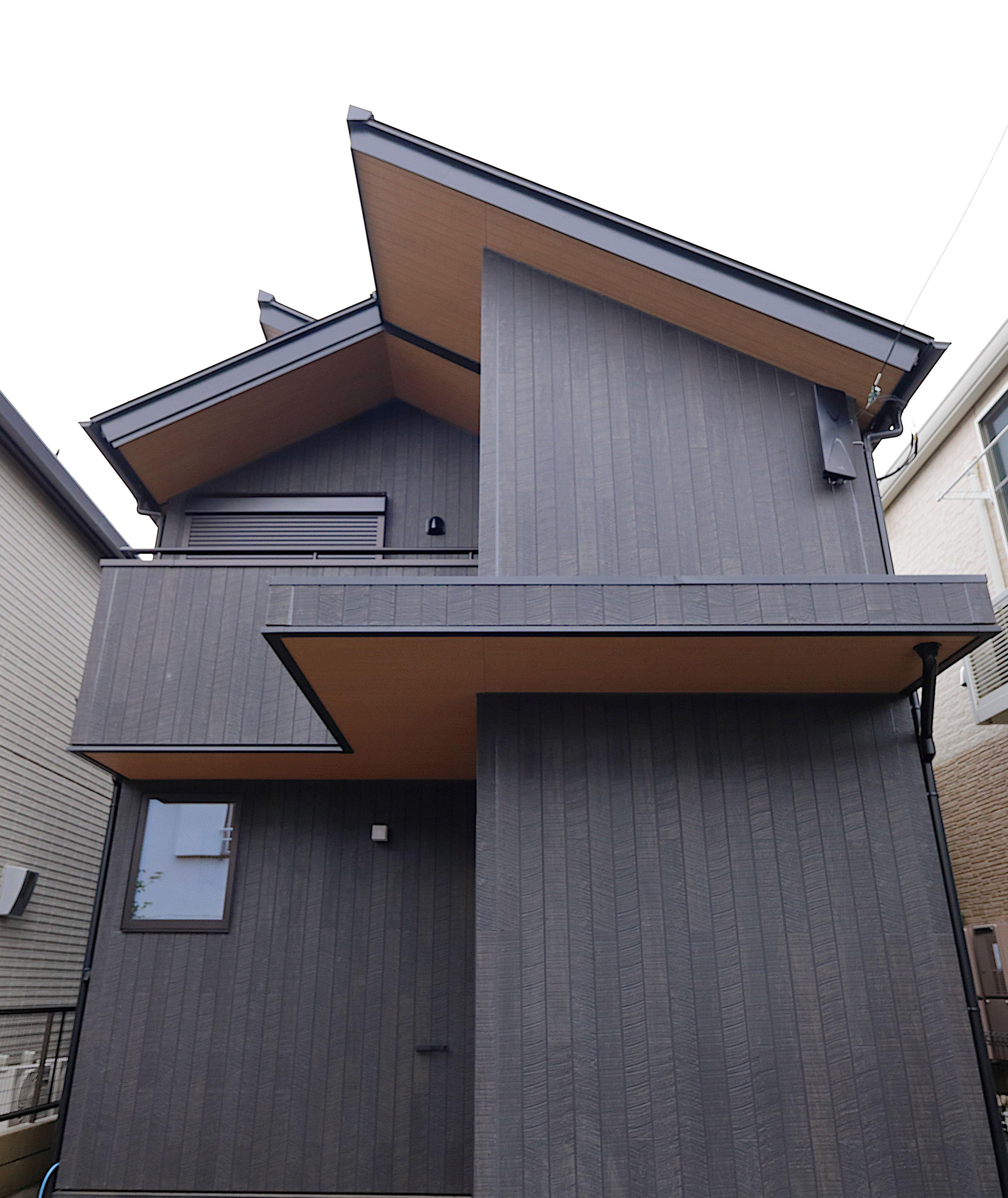 檜香る和風モダンの家 東京で注文住宅を建てるジェネシスの施工写真集