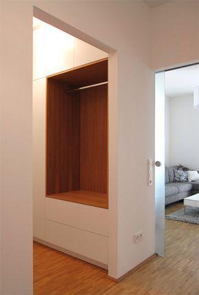 M Kp Garderobenschrank Flur Eingangsbereichhausinnen Garderobenschrank Garderobe Schrank Einbauschrank Garderobe