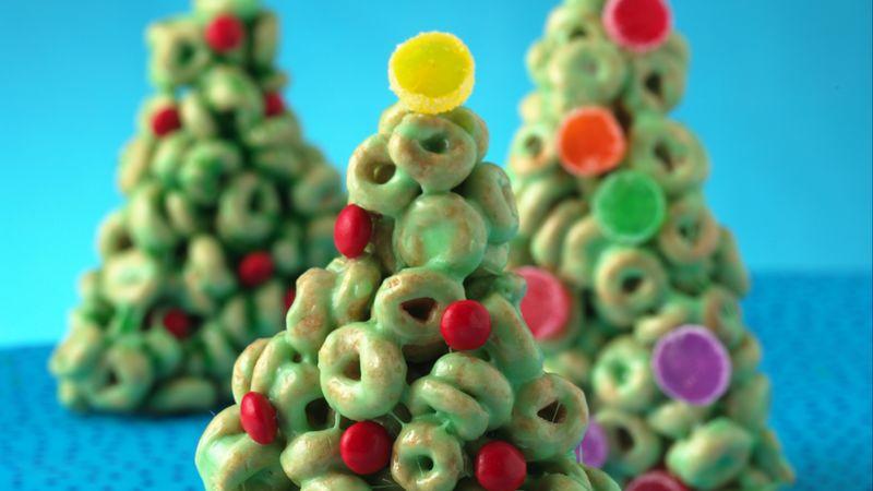 Photo of Cheerios® Christmas Trees