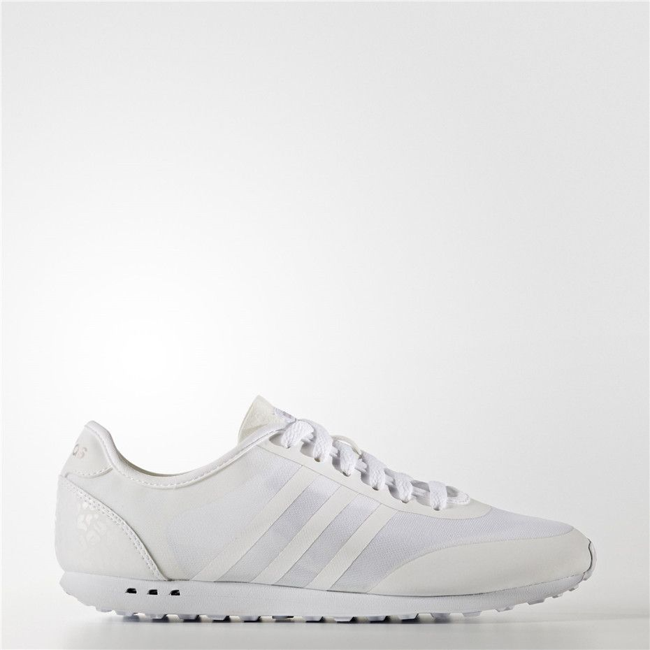 best service d70a3 ec4be Adidas Cloudfoam Groove TM Shoes (Running White Ftw  Running White)