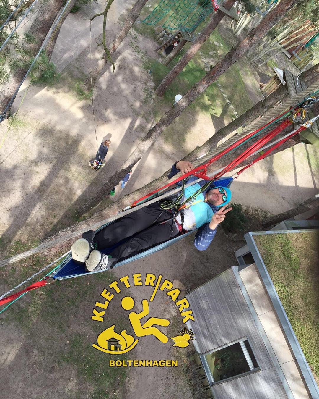 #kletterparkboltenhagen #kletterwald #hochseilgarten #klettergarten #ostsee #lübeck #wismar #schwerin #hammock #hammocks #hammocklife #abenteuer #adventure #nervenkitzel #adrenalin #adrenaline #klettern #climbing #climbing_pictures_of_instagram #ostsee #outdoors by @kletterparkboltenhagen