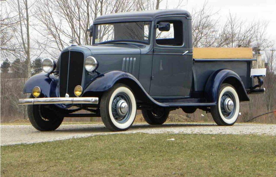 1934 Chevrolet pick up. | Vintage Automobiles | Pinterest ...