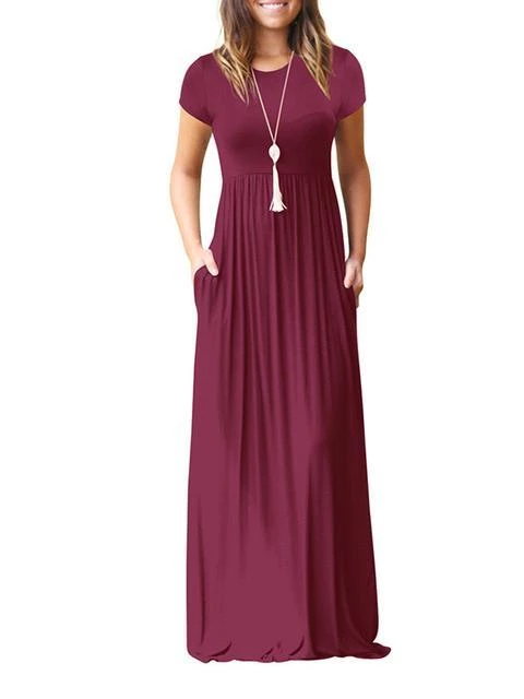 Casual Long Dresses With Pockets Maxi Dresses Casual Long Dress Casual Maxi Dress