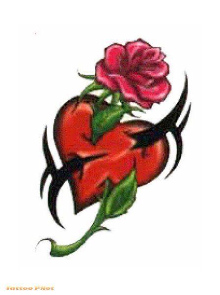 broken heart tattoos for women com heart tattoo designs tattoos tattoo motives. Black Bedroom Furniture Sets. Home Design Ideas