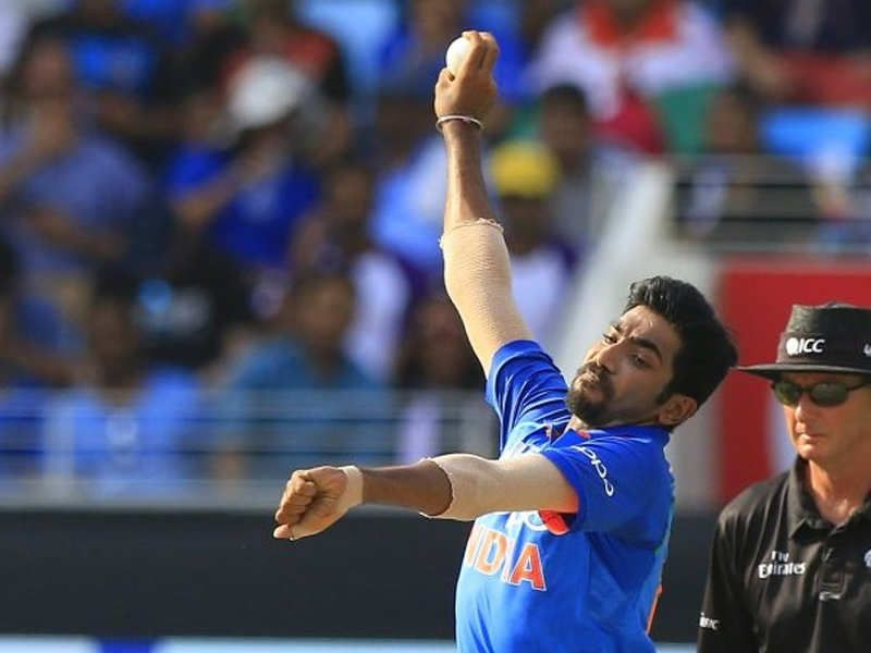 Bumrah Not Bothered By What People Say About His Bowling Action Bowling Sayings People