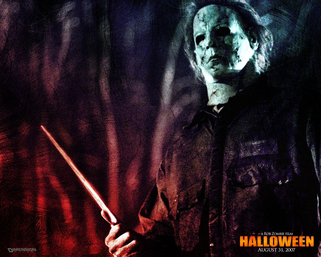Michael Halloween Wallpaper Zombie Wallpaper Halloween Rob Zombie