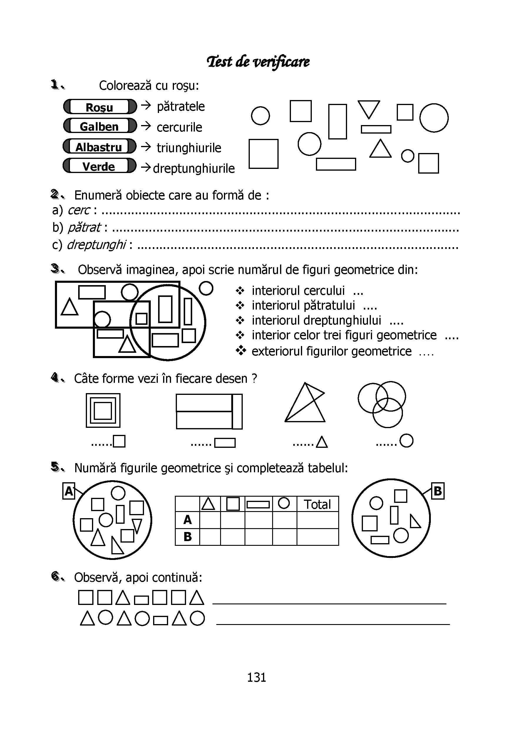 Math4kids Worksheet