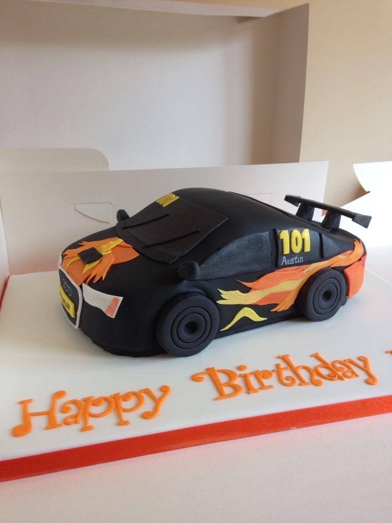 Audi A4 car cake My car cakes Pinterest Car cakes and Cake