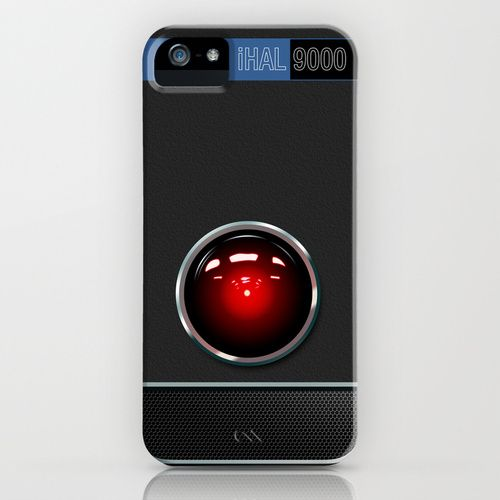 iHal 9000 iPhone Case....  and ya have to know why...