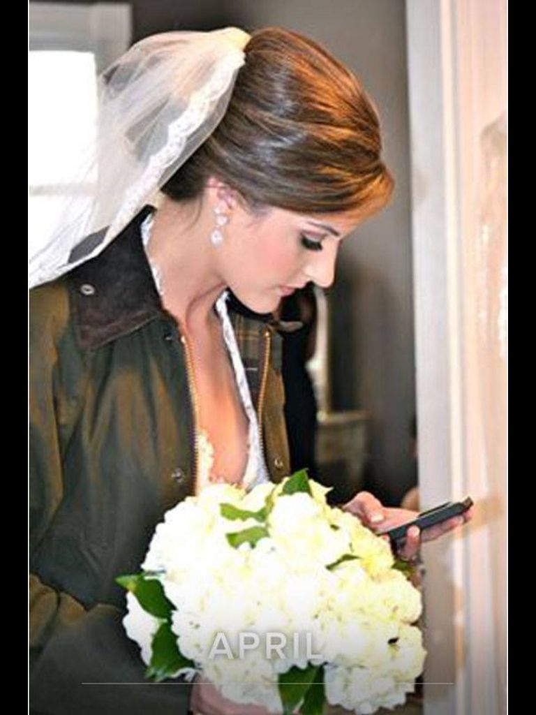 Southern style wedding dresses  Country wedding chic Her hair and makeup  Country wedding