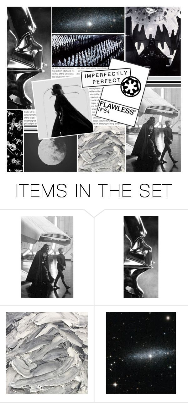 """""You underestimate the power of the dark side."" - Darth Vader"" by kjvlulu ❤ liked on Polyvore featuring art"