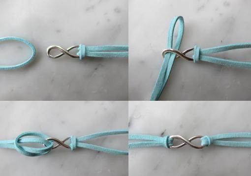 nuevo diy para hacer t misma pulseras de moda de cuero con este sencillo tutorial que