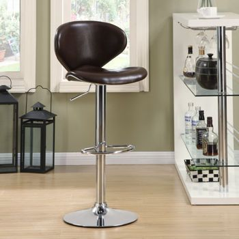 Costco Thomas Adjustable Barstool 2 Pack With Images Bar