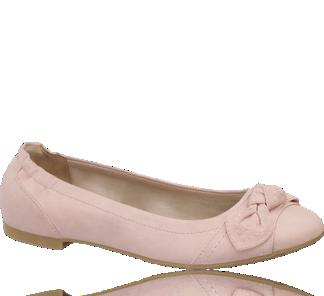 Ballerina Schoenen Dames vanHaren Schoenen
