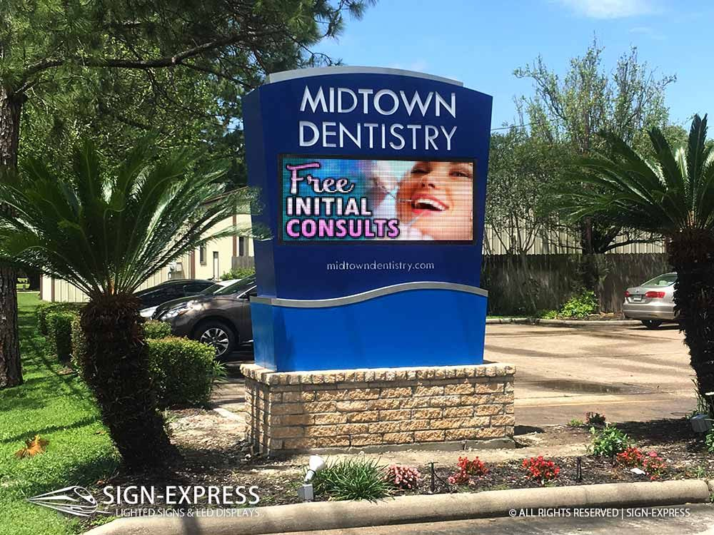 How Much Does an Outdoor LED Sign Cost? SignExpress