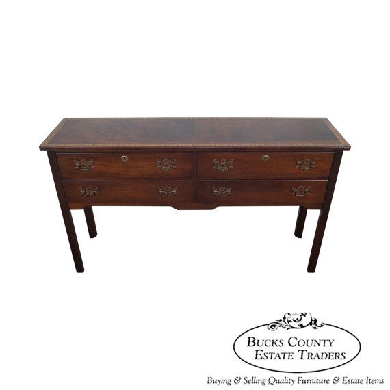 Madison Square Mahogany Chippendale Style By BucksEstateTraders. Vintage  FurnitureSideboard