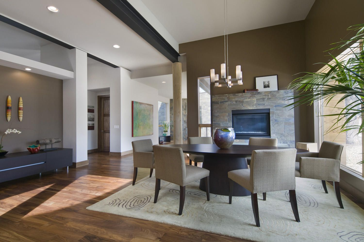 Modern home interior colors meacham residence by entasis group  for the home  pinterest