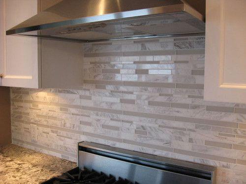 Private Residential Project In Mayne Island Contemporary Kitchen Tile Gl Stone Ltd Backsplash Ideasbacksplash