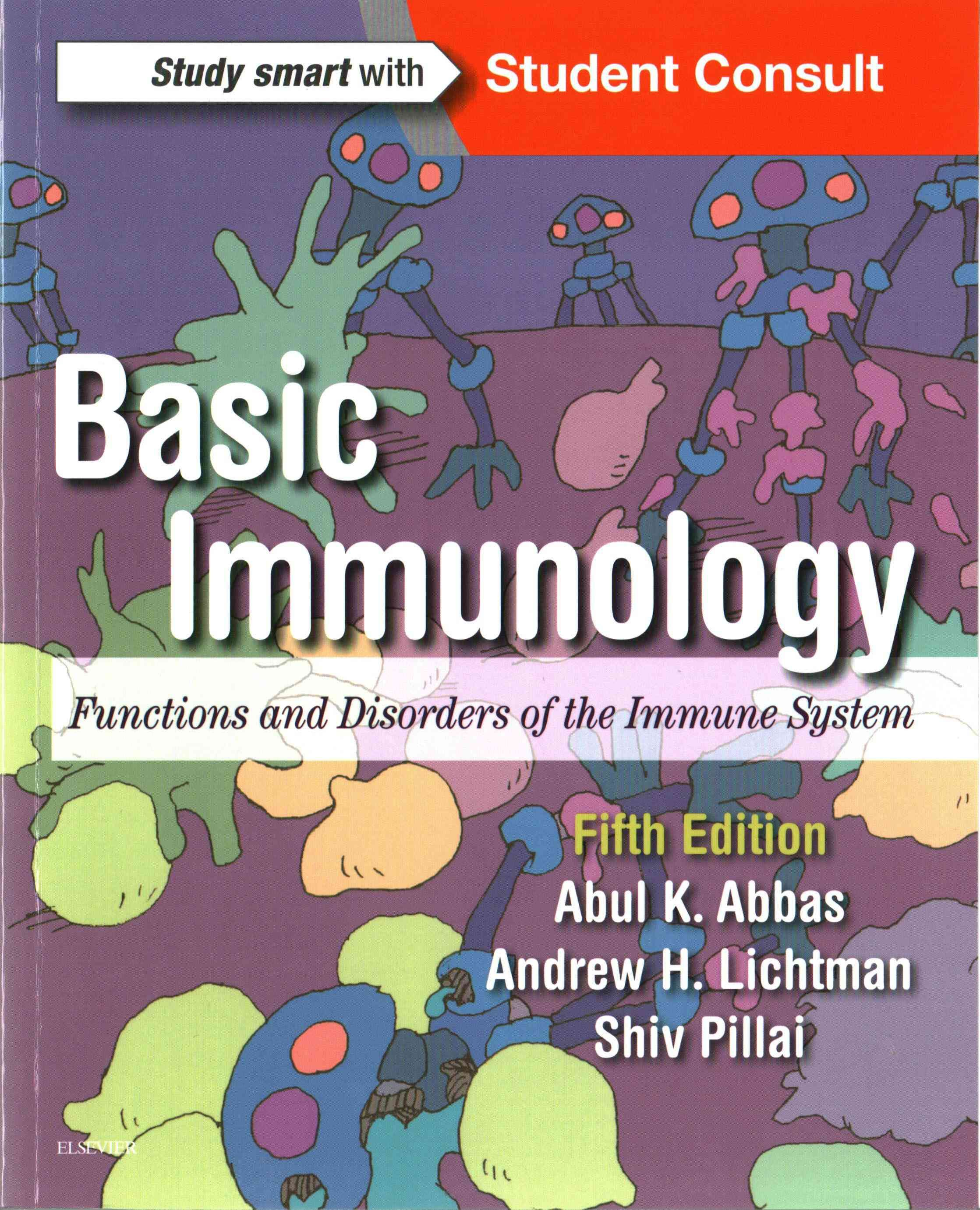 Basic Immunology Functions And Disorders Of The Immune System Overstock Com Shopping The Best Deals On Medical Immunology Immune System Studying Medicine