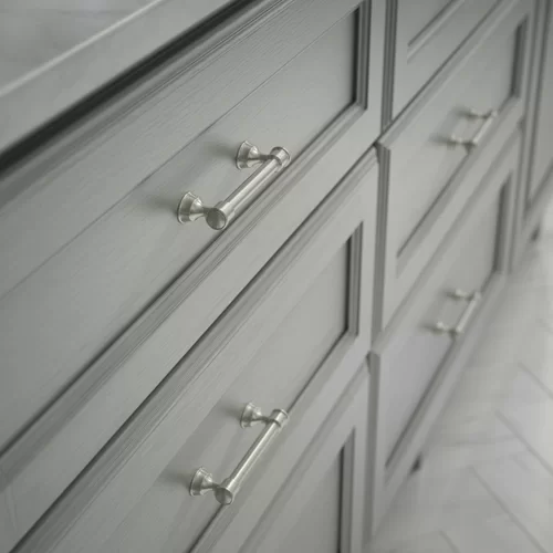 Athens Dual Mount Caspian 3 Or 3 3 4 Center To Center Bar Pull Cabinet Hardware Cabinet Pull Kitchen Drawer Pulls