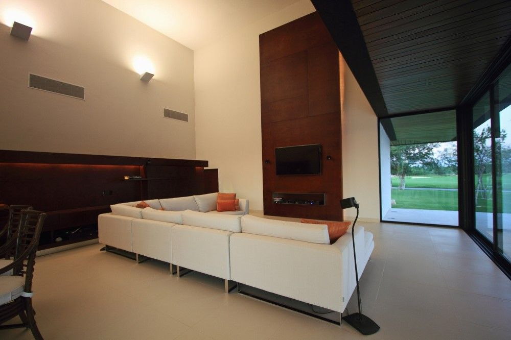 70 moderne, innovative Luxus Interieur Ideen fürs Wohnzimmer - wohnzimmer ideen dunkel