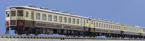 NEW TOMIX N gauge 92842 12 system passenger Banetsu Monogatari old paint set 484 #Tomytec