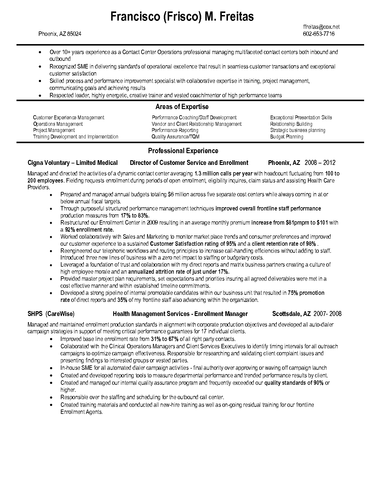call center representative resume sample.html